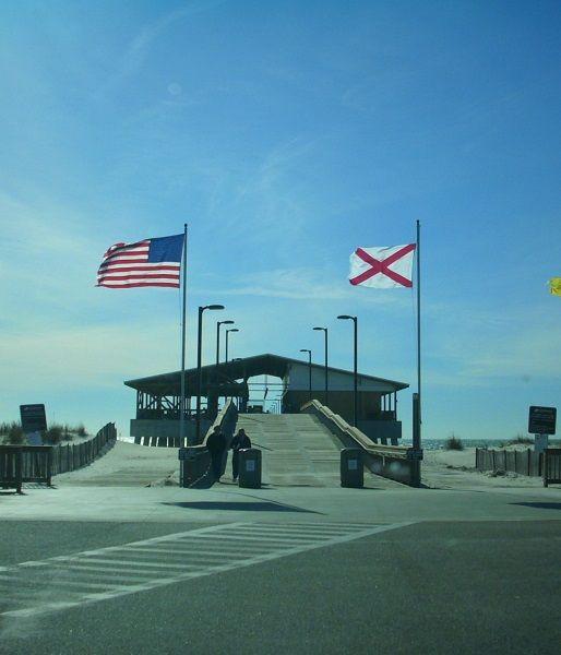 Viewing image 1 7 2011 welcome to da pier gulf shores for Gulf shores pier fishing forum