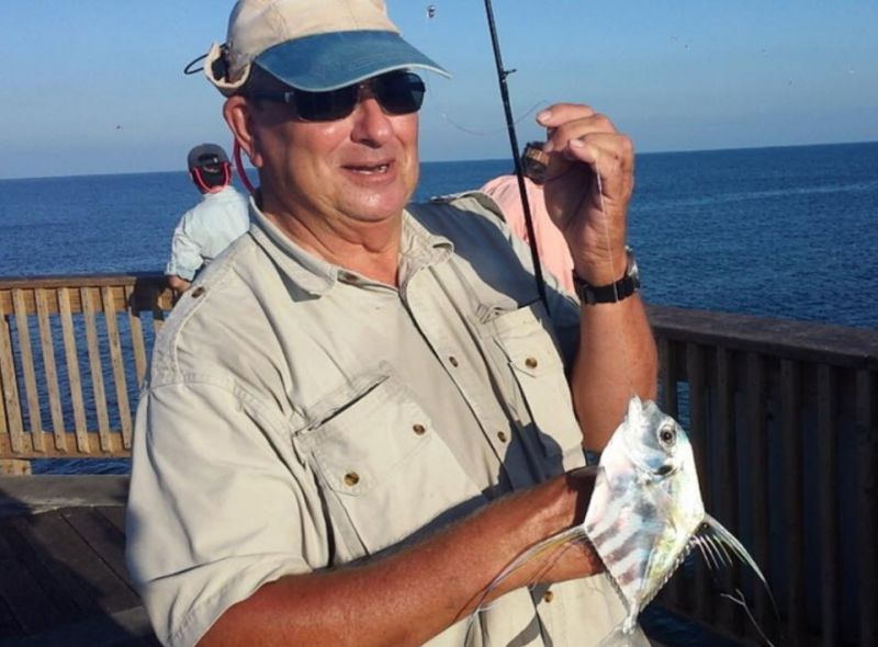 Haywire and an African Pompano.jpg