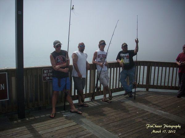 Viewing image 3 17 2012 foggy mornin 39 gulf shores pier for Gulf shores pier fishing forum
