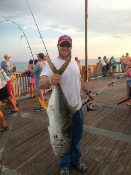 First Jack from the pier
